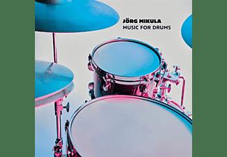 Jörg Mikula - Music For Drums [CD]