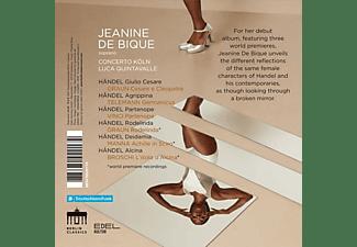 De Bique,Jeanine/Concerto Köln/Bates,David - It'S None of Your Business [CD]
