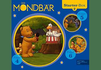 Mondbär - Starter-Box(2)-Folge 4-6 [CD]