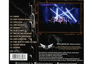 Airforce - Live Locked N' Loaded In Poland Lublin Radio [CD]