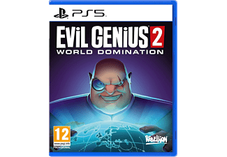 Evil Genius 2: World Domination - [PlayStation 5]