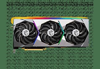 MSI Grafikkarte GeForce RTX 3080 SUPRIM X 10GB LHR, GDDR6X, 1x HDMI, 3x DP, 320Bit