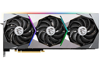 MSI Grafikkarte GeForce RTX 3080 Ti SUPRIM X 12GB, GDDR6X, 1x HDMI, 3x DP, 384Bit