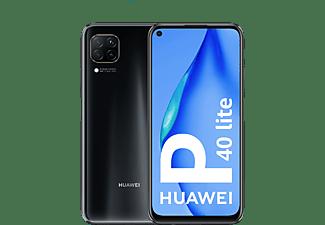 "Móvil - Huawei P40 LITE 4G, Negro, 128 GB, 6 GB, 6.4 "" Full HD+, Kirin 810, 4200 mAh, Android"