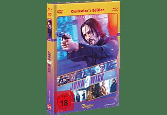 John Wick: Kapitel 3 - Mediabook, Cover C Blu-ray + DVD