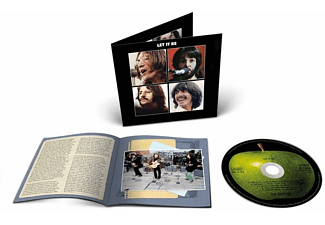 The Beatles - Let It Be – 50th Anniversary [CD]