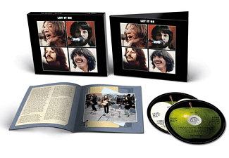 The Beatles - Let It Be – 50th Anniversary (2CD Deluxe) [CD]