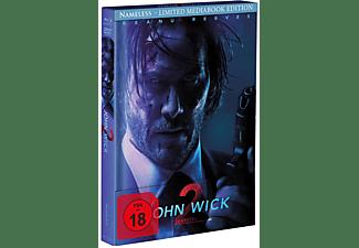 John Wick: Kapitel 2 - Mediabook, Cover B Blu-ray + DVD