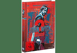 John Wick: Kapitel 2 - Mediabook, Cover C Blu-ray + DVD