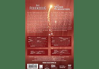 Das Zaubermännchen-Rumpelstilzchen+Das Feuerzeug [DVD]