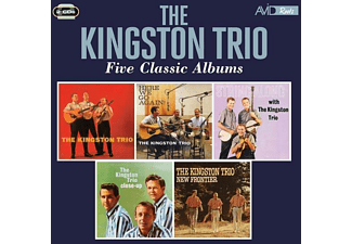 The Kingston Trio - Five Classic Albums [CD]