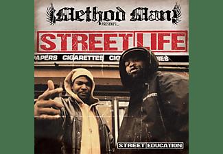 Method Man Presents Street Life - Street Education-Red Vinyl [Vinyl]