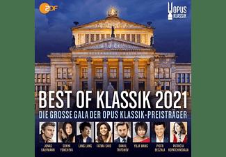VARIOUS - Best of Klassik 2021 - Opus Klassik [CD]