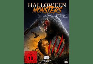 Halloween Monsters [DVD]