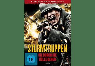 Sturmtruppen-Die durch die Hölle gehen [DVD]