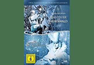 Die Schneekönigin+Abenteuer Im Zauberwald [DVD]