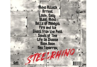 Steel Rhino - Steel Rhino (Digipak) [CD]