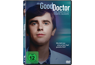 The Good Doctor - Season 04 [DVD]