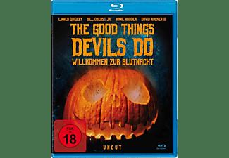 The Good Things Devils Do-Willkommen zur Blutnac [Blu-ray]