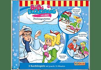 Bibi Blocksberg Erzählt - Folge 13: Schneegeschichten [CD]