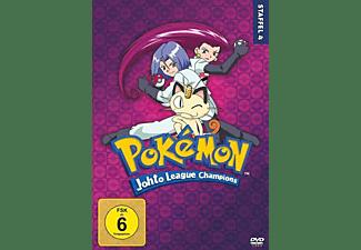 Pokemon Staffel 4:Die Johto Liga Champions [DVD]