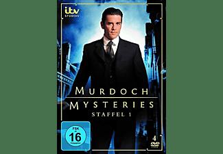 Murdoch Mysteries-Staffel 1 [DVD]