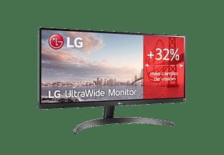 "Monitor - LG 29WP500-B, 29"" HD, 5 ms, 40-75Hz, HDR10, FreeSync, 2x HDMI 1.4, Negro"