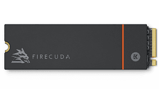 SEAGATE 4TB Festplatte FireCuda 530 Heatsink SSD, M.2 PCIe Gen4 ×4 NVMe 1.4, Bis 7.300 MB/s, Rescue Service