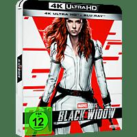 Black Widow 4K UHD Edition (Steelbook) [4K Ultra HD Blu-ray]