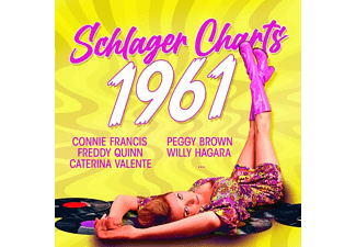VARIOUS - Schlager Charts: 1961 [Vinyl]