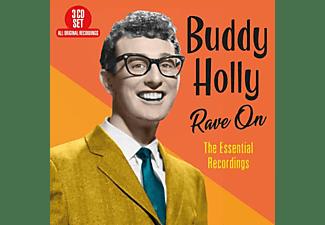 Buddy Holly - Rave On [CD]