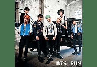 BTS - Run-Japan Version [CD]