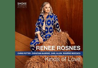 Renee Rosnes - Kinds Of Love [CD]