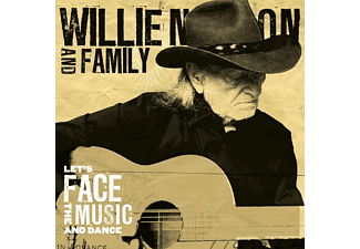 Willie & Family Nelson - Let's Face The Music And Dance [Vinyl]
