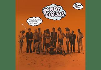 Hans And Ritmo-natural Dulfer - Candy Clouds-Limited 180 Gram Transparent Blue V [Vinyl]
