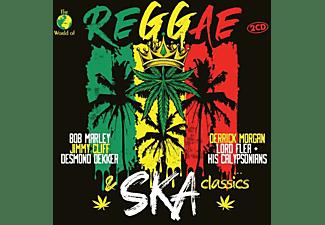 VARIOUS - Reggae & Ska Classics [CD]