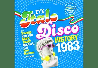 VARIOUS - ZYX Italo Disco History: 1983 [CD]