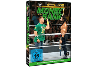 WWE: Money In The Bank 2021 [DVD]