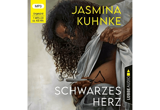 Jasmina Kuhnke - Schwarzes Herz [MP3-CD]