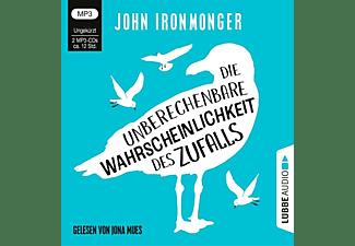 Jona Mues - Die unberechenbare Wahrscheinlichkeit des Zufalls [MP3-CD]