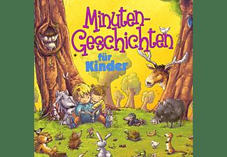 TIPPNER, THOMAS - HOLZMANN, MATTHIAS ERNST - Minutengeschichten für Kinder [CD]