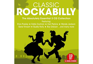 VARIOUS - Classic Rockabilly [CD]