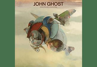 John Ghost - Airships Are Organisms (Gatefold LP)  - (Vinyl)