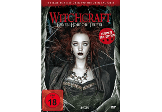 Witchcraft Ultimate Box-Edition (12 Filme/4 DVDs) [DVD]