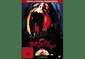 Berserker-uncut Edition (digital remastered) [DVD]