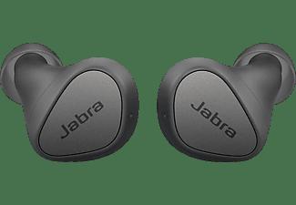 JABRA Elite 3, mit Geräuschisolierung, In-ear Kopfhörer Bluetooth Dark Grey