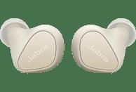 JABRA Elite 3, mit Geräuschisolierung, In-ear Kopfhörer Bluetooth Beige