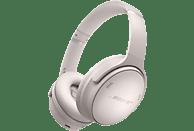 BOSE Quietcomfort 45 mit Noise-Cancelling, Over-ear Kopfhörer Bluetooth Weiß