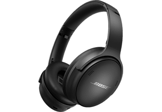 BOSE Quietcomfort 45 mit Noise-Cancelling, Over-ear Kopfhörer Bluetooth Schwarz