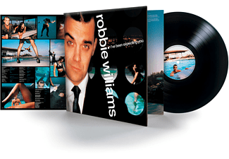 Robbie Williams - I've Been Expecting You [Vinyl]